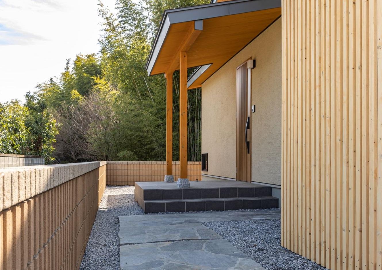 entrance  front porch
