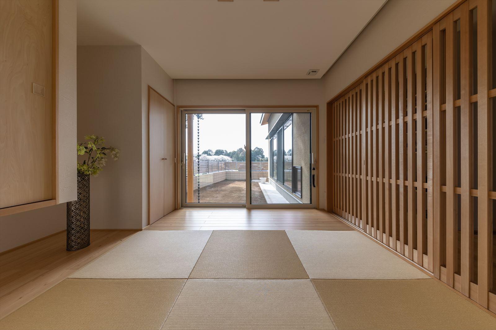 tatami Japanese‐style room