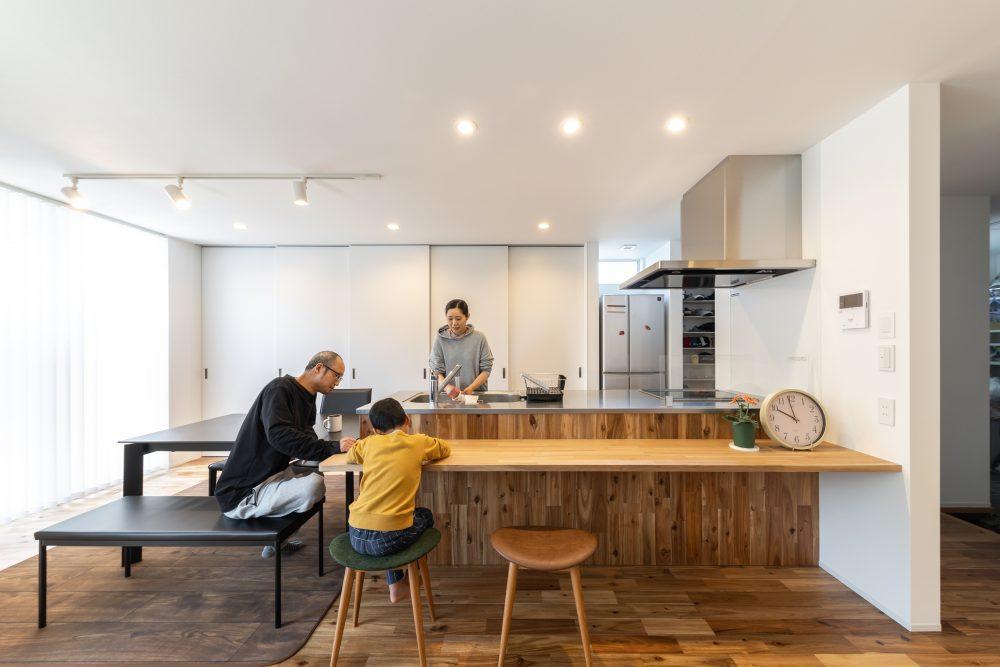 LDK daining kitchen